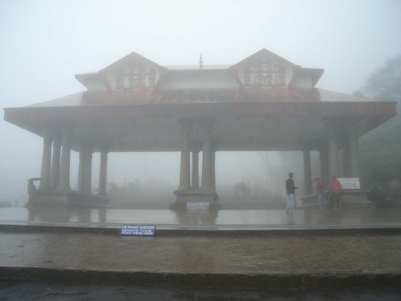 Thalacauvery Temple, Coorg